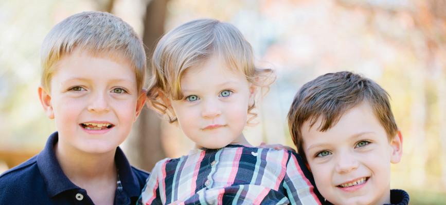 Adam + Julie + Jackson + Conner + Lilly