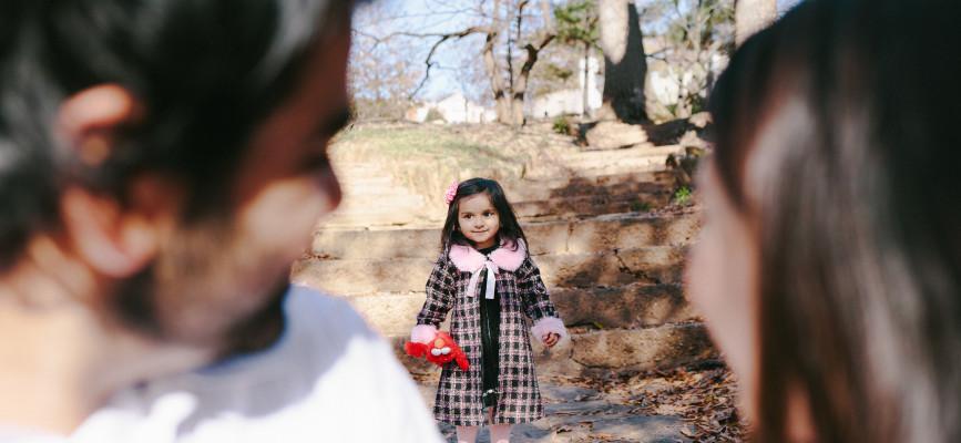 Vishal + Ntasha + Aryana + Elmo